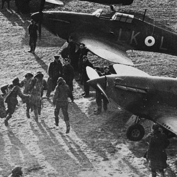 Battle of Britain Scramble